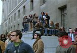 Image of Peace activists demonstrate against Vietnam War Washington DC USA, 1969, second 48 stock footage video 65675042918