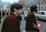 Image of Peace activists demonstrate against Vietnam War Washington DC USA, 1969, second 59 stock footage video 65675042918