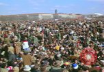Image of Vietnam war pacifists march Washington DC USA, 1969, second 12 stock footage video 65675042920