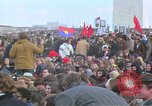 Image of Vietnam war pacifists march Washington DC USA, 1969, second 29 stock footage video 65675042920