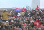 Image of Vietnam war pacifists march Washington DC USA, 1969, second 30 stock footage video 65675042920