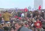 Image of Vietnam war pacifists march Washington DC USA, 1969, second 33 stock footage video 65675042920