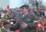 Image of Vietnam war pacifists march Washington DC USA, 1969, second 41 stock footage video 65675042920