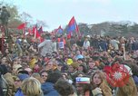 Image of Vietnam war pacifists march Washington DC USA, 1969, second 48 stock footage video 65675042920