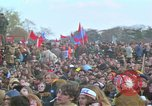 Image of Vietnam war pacifists march Washington DC USA, 1969, second 50 stock footage video 65675042920
