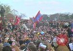 Image of Vietnam war pacifists march Washington DC USA, 1969, second 52 stock footage video 65675042920