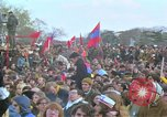 Image of Vietnam war pacifists march Washington DC USA, 1969, second 57 stock footage video 65675042920