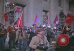 Image of pacifists march against Vietnam War Washington DC USA, 1969, second 10 stock footage video 65675042921