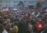 Image of pacifists march against Vietnam War Washington DC USA, 1969, second 27 stock footage video 65675042921