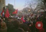 Image of pacifists march against Vietnam War Washington DC USA, 1969, second 35 stock footage video 65675042921