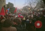 Image of pacifists march against Vietnam War Washington DC USA, 1969, second 37 stock footage video 65675042921