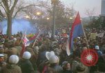 Image of pacifists march against Vietnam War Washington DC USA, 1969, second 41 stock footage video 65675042921
