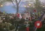 Image of pacifists march against Vietnam War Washington DC USA, 1969, second 45 stock footage video 65675042921