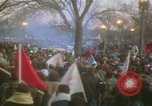 Image of pacifists march against Vietnam War Washington DC USA, 1969, second 48 stock footage video 65675042921