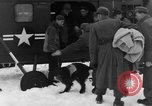 Image of avalanche rescue Bludenz Austria, 1954, second 15 stock footage video 65675042922