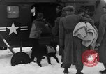 Image of avalanche rescue Bludenz Austria, 1954, second 18 stock footage video 65675042922