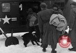 Image of avalanche rescue Bludenz Austria, 1954, second 19 stock footage video 65675042922