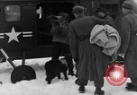 Image of avalanche rescue Bludenz Austria, 1954, second 20 stock footage video 65675042922