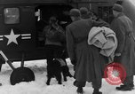 Image of avalanche rescue Bludenz Austria, 1954, second 21 stock footage video 65675042922