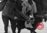 Image of avalanche rescue Bludenz Austria, 1954, second 22 stock footage video 65675042922