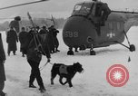 Image of avalanche rescue Bludenz Austria, 1954, second 28 stock footage video 65675042922