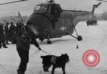 Image of avalanche rescue Bludenz Austria, 1954, second 29 stock footage video 65675042922