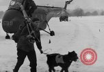 Image of avalanche rescue Bludenz Austria, 1954, second 30 stock footage video 65675042922