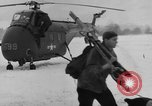 Image of avalanche rescue Bludenz Austria, 1954, second 31 stock footage video 65675042922
