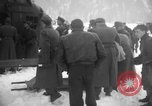 Image of avalanche rescue Bludenz Austria, 1954, second 51 stock footage video 65675042922