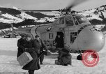 Image of United States H-19 helicopter Bludenz Austria, 1954, second 6 stock footage video 65675042924