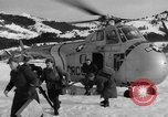 Image of United States H-19 helicopter Bludenz Austria, 1954, second 7 stock footage video 65675042924