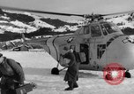 Image of United States H-19 helicopter Bludenz Austria, 1954, second 9 stock footage video 65675042924