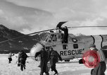 Image of United States H-19 helicopter Bludenz Austria, 1954, second 14 stock footage video 65675042924