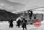 Image of United States H-19 helicopter Bludenz Austria, 1954, second 17 stock footage video 65675042924