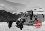 Image of United States H-19 helicopter Bludenz Austria, 1954, second 18 stock footage video 65675042924