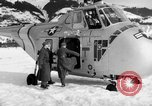 Image of United States H-19 helicopter Bludenz Austria, 1954, second 30 stock footage video 65675042924