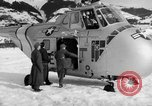 Image of United States H-19 helicopter Bludenz Austria, 1954, second 31 stock footage video 65675042924