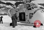 Image of United States H-19 helicopter Bludenz Austria, 1954, second 33 stock footage video 65675042924