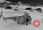 Image of affected area Bludenz Austria, 1954, second 9 stock footage video 65675042926