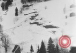 Image of affected area Bludenz Austria, 1954, second 57 stock footage video 65675042926