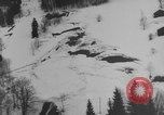 Image of affected area Bludenz Austria, 1954, second 58 stock footage video 65675042926