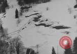 Image of affected area Bludenz Austria, 1954, second 59 stock footage video 65675042926