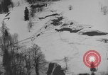 Image of affected area Bludenz Austria, 1954, second 60 stock footage video 65675042926