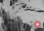Image of affected area Bludenz Austria, 1954, second 61 stock footage video 65675042926