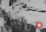 Image of affected area Bludenz Austria, 1954, second 62 stock footage video 65675042926