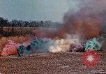 Image of colored smoke grenades United States USA, 1945, second 36 stock footage video 65675042930