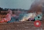 Image of colored smoke grenades United States USA, 1945, second 38 stock footage video 65675042930