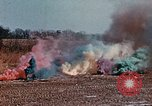 Image of colored smoke grenades United States USA, 1945, second 39 stock footage video 65675042930