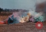 Image of colored smoke grenades United States USA, 1945, second 40 stock footage video 65675042930