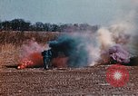 Image of colored smoke grenades United States USA, 1945, second 42 stock footage video 65675042930